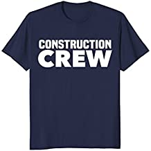 Construction Crew Safety T-Shirts for Road Highway Workers