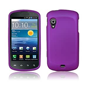 Samsung Stratosphere i405 - Purple Rubberized Hard Plastic Case [AccessoryOne Brand]