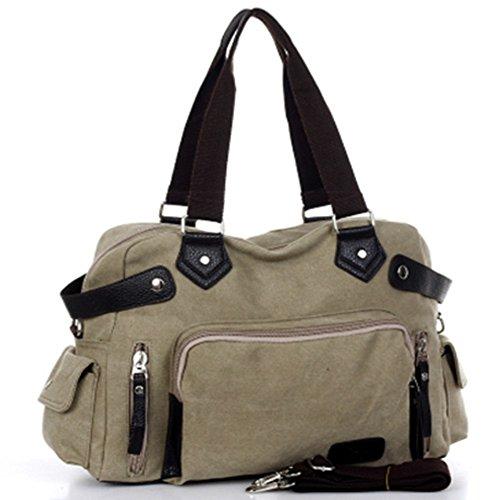 Di Marea Soldi Spalla a Tela Messenger Handbag A Borse Hobo Nclon Bag Grande Donna Tracolla Shoulder Borsa Aq5x4TTwf