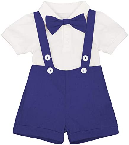 Royal blue pant suits _image1