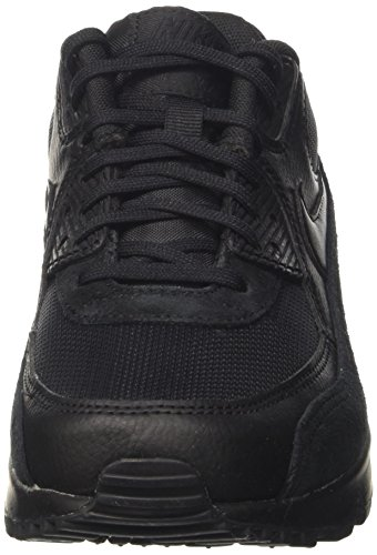 Nike Dames Air Max 90 Prm Loopschoen Zwart