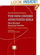 #3: The New Oxford Annotated Bible with Apocrypha: New Revised Standard Version