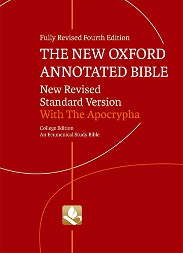 The New Oxford Annotated Bible with Apocrypha: New Revised Standard - Stores Memphis Mall
