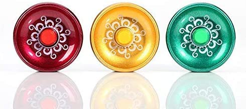 Ogquaton Alloy Yo-yo Ball Magic Professional Yo-Yos Spinning Yo Yo ...
