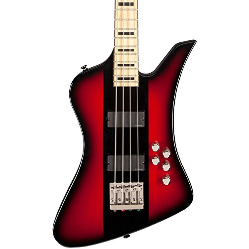 Jackson Signature Bass (Jackson David Ellefson Signature Kelly Bird)