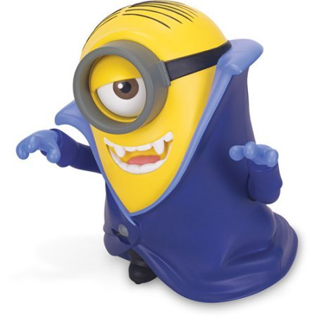 Deluxe Figure Dracula's Minion Stuart and Ripcord By Minions