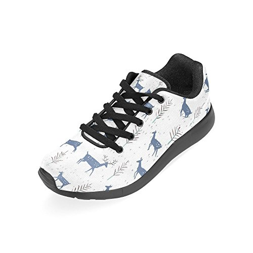 InterestPrint Womens Cross Trainer Running Shoes Jogging Lightweight Sports Walking Athletic Sneakers Multi 1 S8sEfC9M