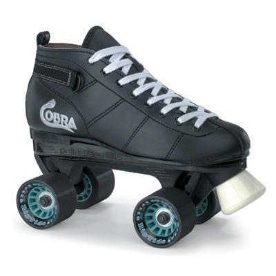 Roller Derby Men's Cobra Quad Roller Skates - Black - U341