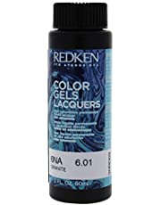 Redken Color Gels Lacquers Haircolor - 6NA Granite, 60 ml
