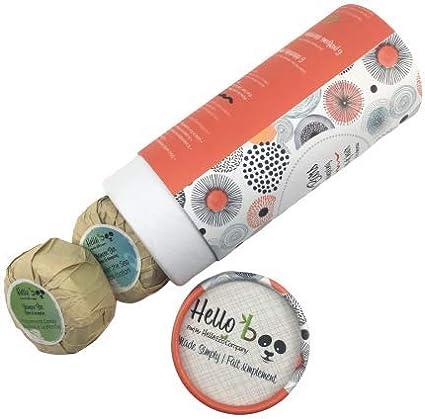 Champú en Barra Orgánica para Cabello Paquete de 6 70g   Jabón capilar anticaspa de aceite esencial totalmente natural para el cuero cabelludo que pica, la psoriasis y el cabello sedoso  