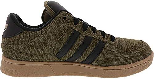adidas Men's Bucktown St Ankle High Fashion Sneaker, Traoli