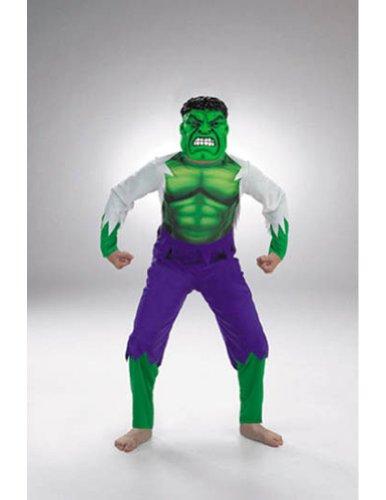 Hulk Standard W Mask Child 7-8 -