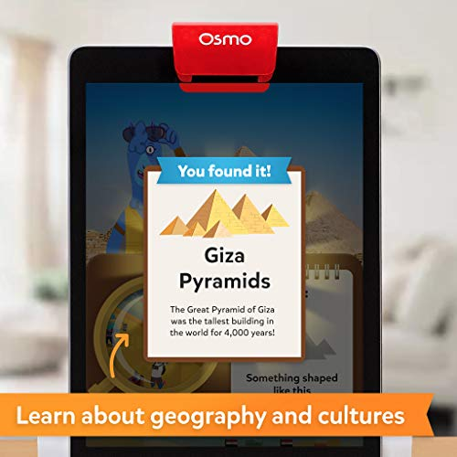 Osmo Detective Agency: A Search & Find Mystery Game That Explores The World! (Base Required) by Osmo (Image #5)