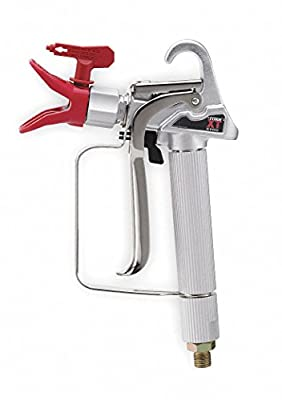 Titan LX-50 Airless Spray Gun 0516717 W/ hose swivel & guard & 417 Tip