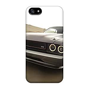 New Arrival JoExiHD7327LXfBb Premium Iphone 5/5s Case(dodge Challenger 1970)