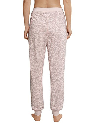 Schiesser 158508, Parte Inferior del Pijama para Mujer rojo (rosé 506)