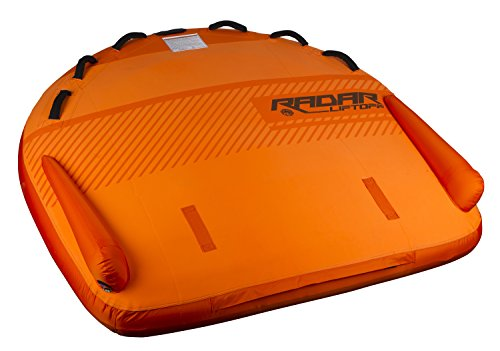 Radar Liftoff - Marshmallow Top - Orange - 3 Person Tube ...