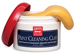 Griot\'s Garage 11153 Paint Cleaning Clay 8 FL.OZ