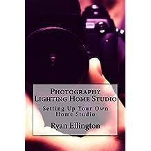 Photography Lighting Home Studio: Setting Up Your Own Home Studio