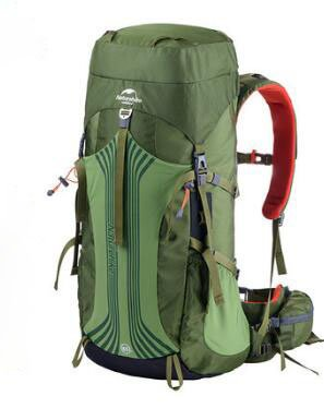 Limit Reloaded Bergsteigen Tasche Outdoor Rucksack Damen und Herren Wandern Camping Paket 65L großes Fassungsvermögen