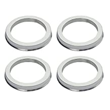 4PCS Hub Centric Rings 4X HCR Alloy Aluminum Hubrings (108mm - 78.1mm)