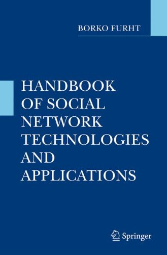 Handbook of Social Network Technologies and Applications Front Cover