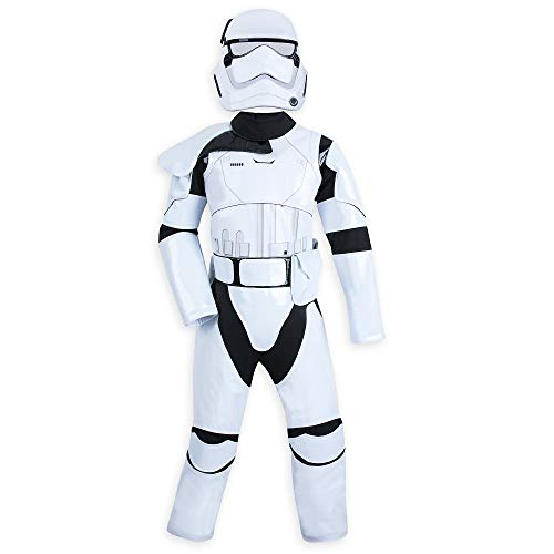 (Star Wars Stormtrooper Costume for Kids Size 5/6 White)