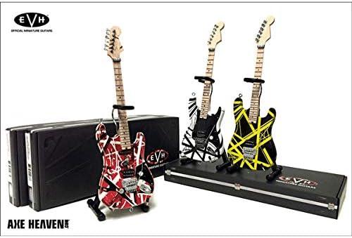 Guitarra en miniatura EVH evh003 Mini guitarra réplica Van Halen ...