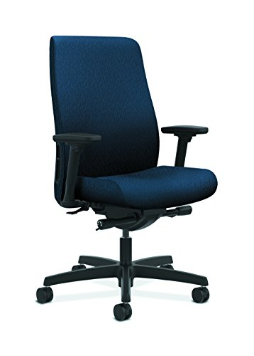 Endorse High-back Task Chair with Arms, Mariner