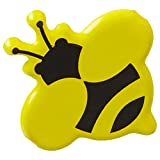 Eyelet Outlet Brads, Bumble Bee, 12-Pack