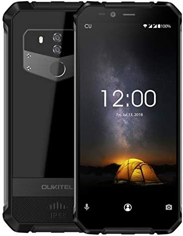 OUKITEL WP1 Rugged Smartphone Android 8.1 Octa Core Dual SIM 4GB+ ...