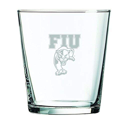 Florida International University-13 oz. Rocks Glass ()