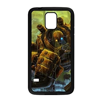 Samsung Galaxy S5 Phone Case Cover Black League of Legends ...