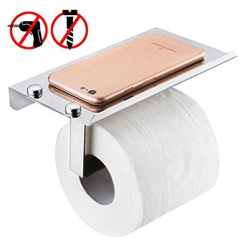 Porta papel higienico for Portarrollos bano adhesivo
