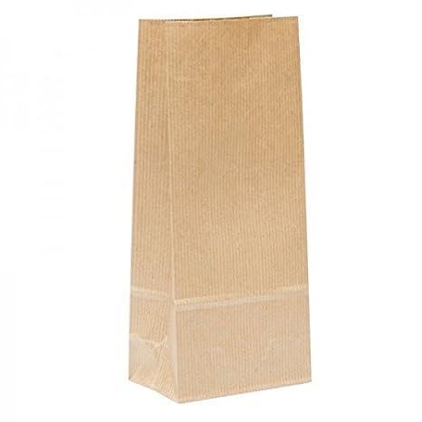 Bolsa papel Kraft (150 uds) sin asas