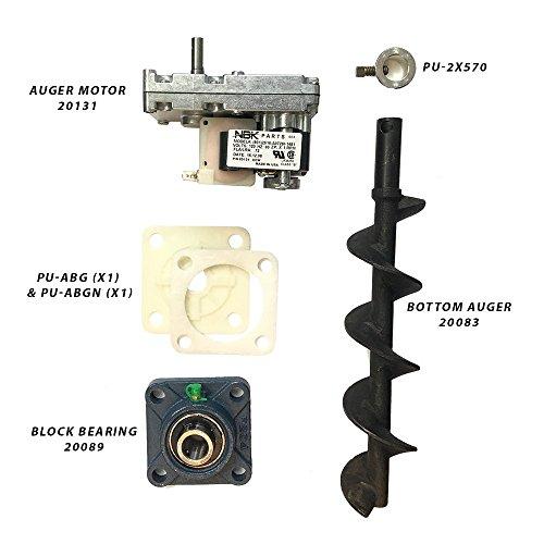 Englander Pellet Stove Bottom Auger Feed System Kit Inclu...
