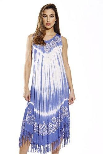 casual dress batik - 7