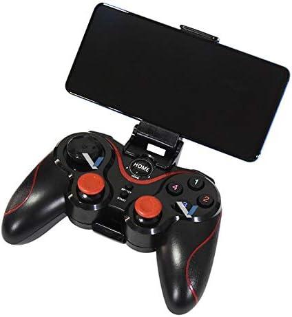 Control para Android - Tecnología Bluetooth 4.0 - Batería Recargable - Con Soporte para Smartphones: Amazon.com.mx: Videojuegos