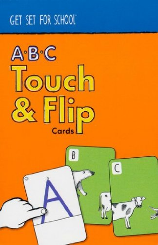 Get Set for School ABC Touch and Flip Cards byHandwriting...