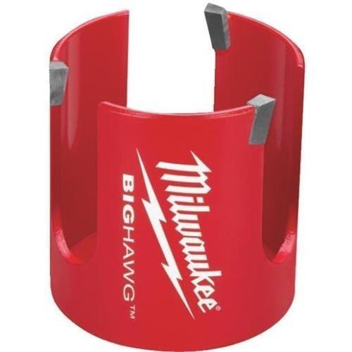 - Milwaukee 49-56-9010 2-9/16-Inch Big Hawg Hole Cutter