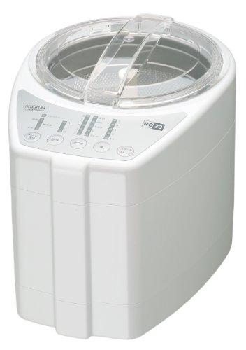 Yamamoto electrical MICHIBA KITCHEN PRODUCT RICE CLEANER Takumiaji-mai Premium White MB-RC23W