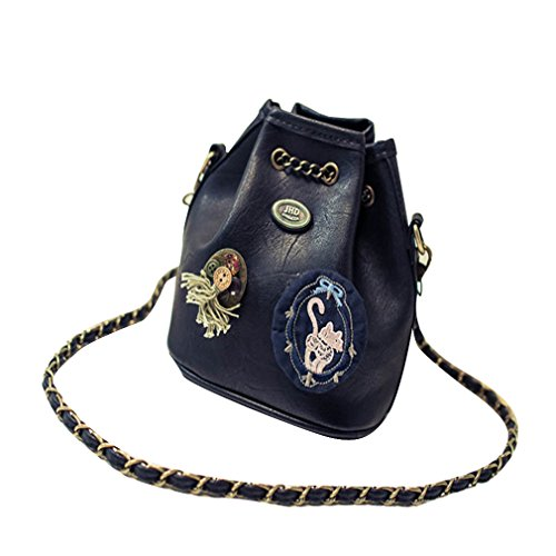 Black Shoulder Black Qearly Bag Women For qwz4vA1