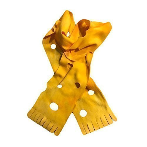 Green Bay Cheese scarf