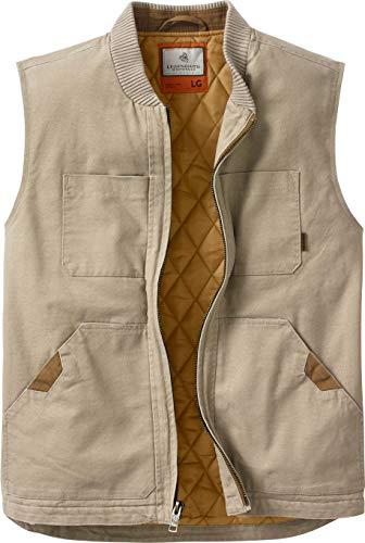 (Legendary Whitetails Men's Canvas Cross Trail Vest Twig XX-Large )