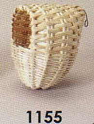 Prevue Pet Products Keet Large Hut Bamboo Nest