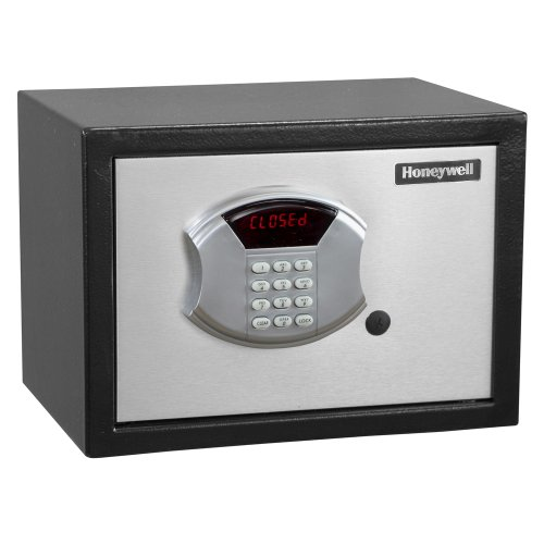 Amazon Honeywell 5112doj Approved Steel Security Safe With
