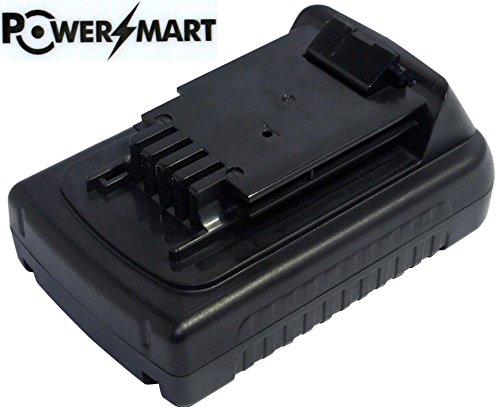 PowerSmart 20V 1500MAh 5 Cell LB20, LBX20, LBXR20 Battery for Black & Decker LGC120 Cordless Garden Cultivator, Black & Decker LHT2220 Cordless Hedge Trimmer, Black & Decker LLP120 Cordless Alligator Lopper, (Alligator Lopper)
