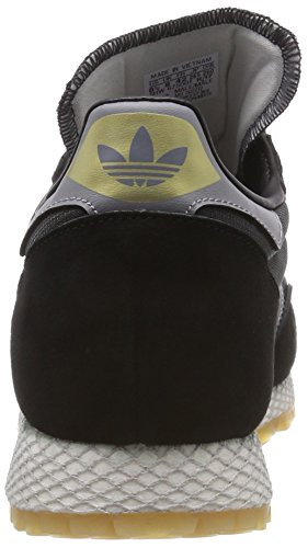 New 2 York Shoes 3 black 40 charcoal caramel adidas size ACq5BwB