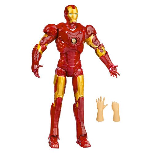 Iron Man Movie Toy Series 1 Action Figure Iron Man Prototype