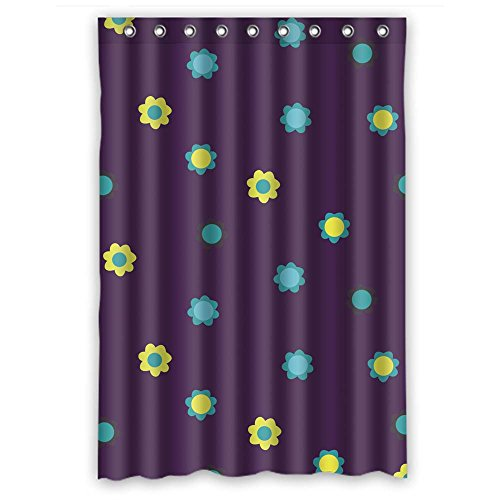 monadicase-christmas-shower-curtains-of-flower-polyester-width-x-height-48-x-72-inches-w-h-120-by-18